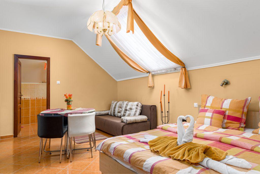 Napsugár nappali és pótágy